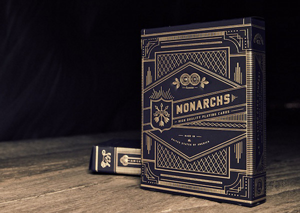 Monarch Playing Cards by Theory11 3