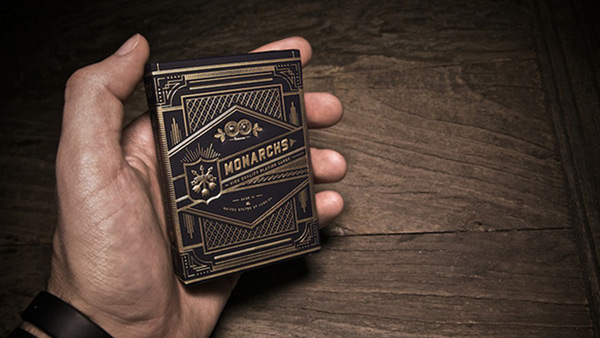 Monarch Playing Cards by Theory11 6 Monarch Playing Cards
