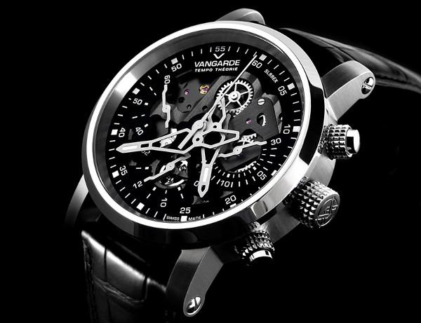 Vangarde Tempo Theorie Watch 1 Vangarde Tempo Theorie Watch