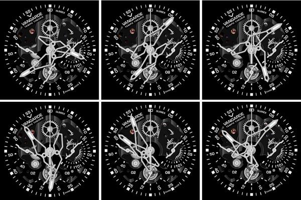 Vangarde Tempo Theorie Watch 4