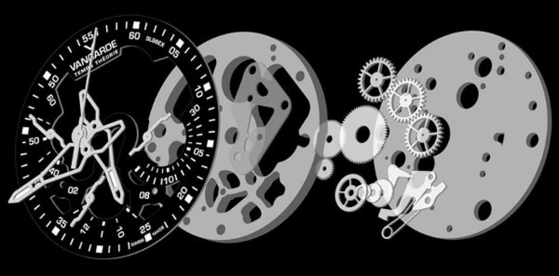 Vangarde Tempo Theorie Watch