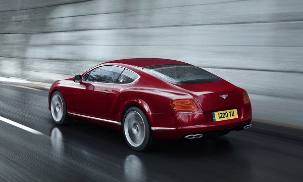 2013 Bentley Continental GT V8 2 2013 Bentley Continental GT V8
