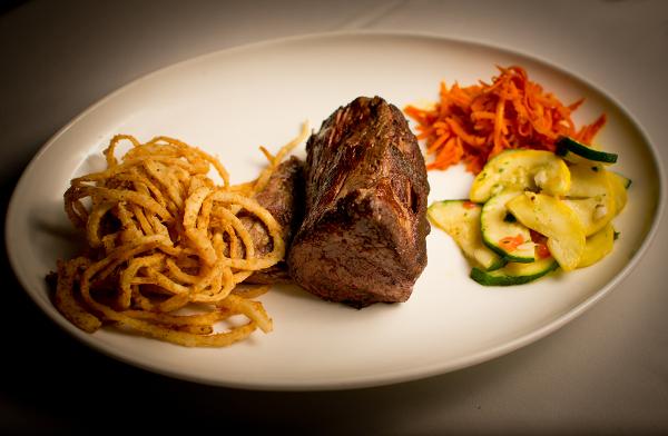 Berns Steak House – 11162011 – Aged Chateaubriand Steak 2