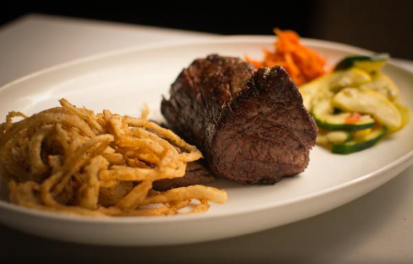 Berns Steak House – 11162011 – Aged Chateaubriand Steak a