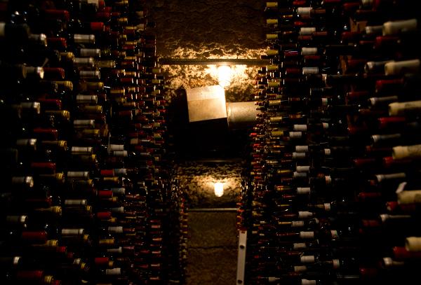 Berns Steak House – 11162011 – Berns Wine Cellar 2