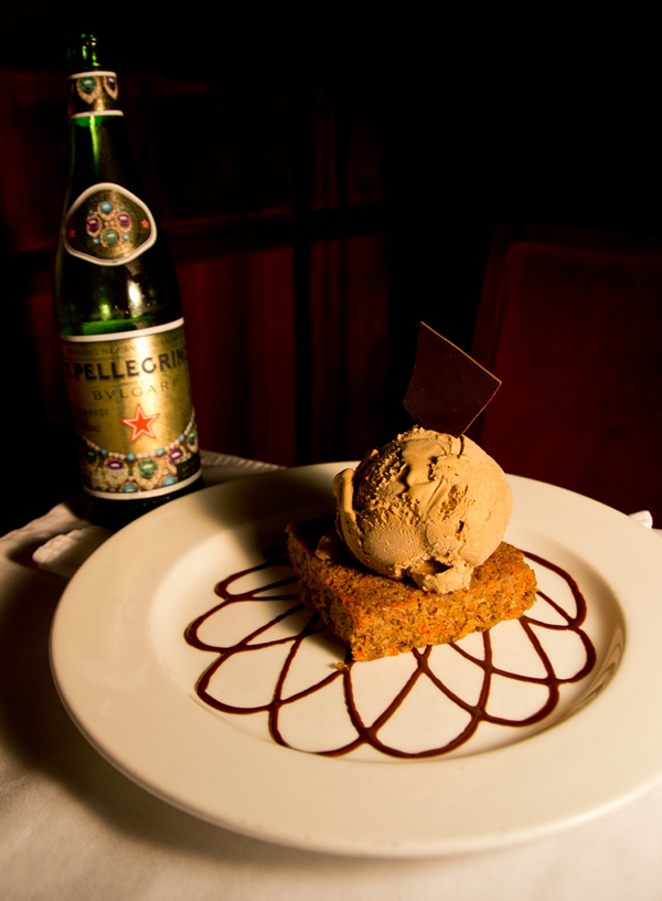 Berns Steak House – 11162011 – Dessert