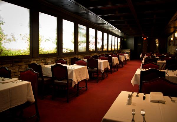 Berns Steak House – 11162011 – Rhone Room