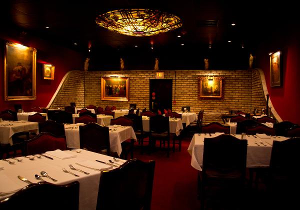 Berns Steak House – 11162011 – dining Room