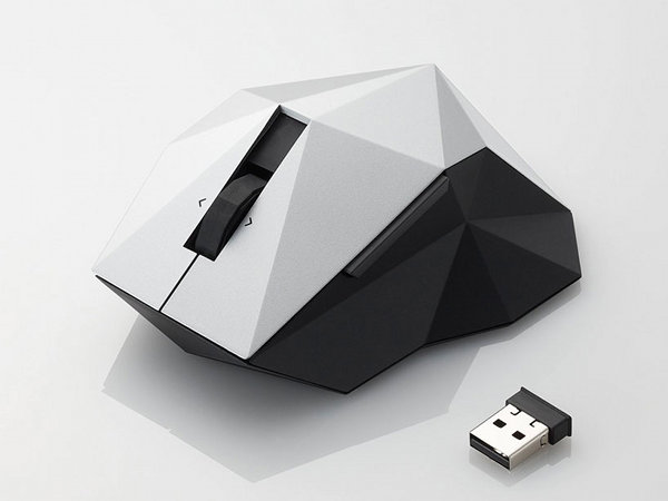 Orime Mouse by Elecom x Nendo 1 Beautiful Tech: Top 10 Gorgeous Gadgets of 2011