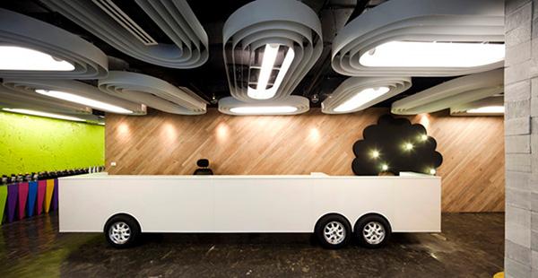Saatchi & Saatchi Office Design – Bangkok 1