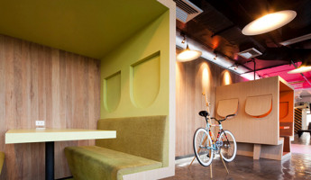 Saatchi & Saatchi Office Design – Bangkok
