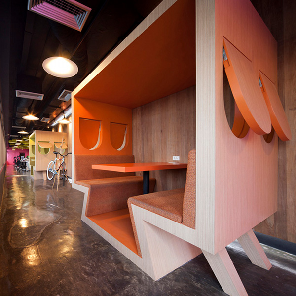 Saatchi & Saatchi Office Design – Bangkok 9