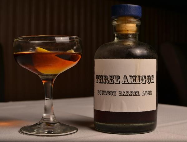 Three Amigos Bourbon Barrel Aged