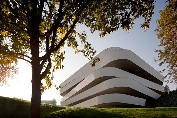 Basque Culinary Center by Vaumm Arkitektura 1