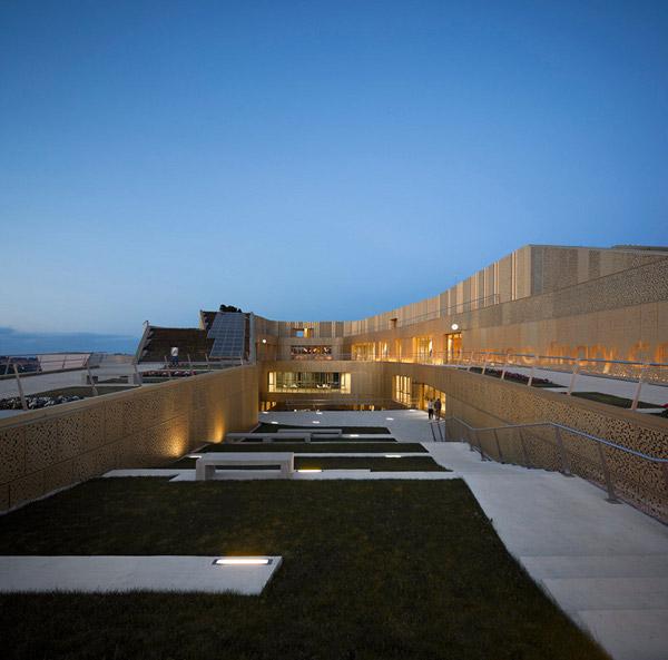 Basque Culinary Center by Vaumm Arkitektura 15