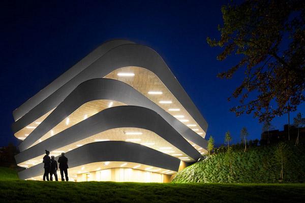 Basque Culinary Center by Vaumm Arkitektura 18
