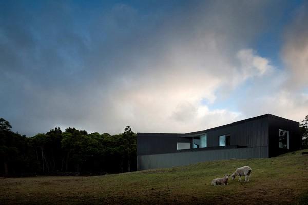 House CZ by SAMI Architectos 2