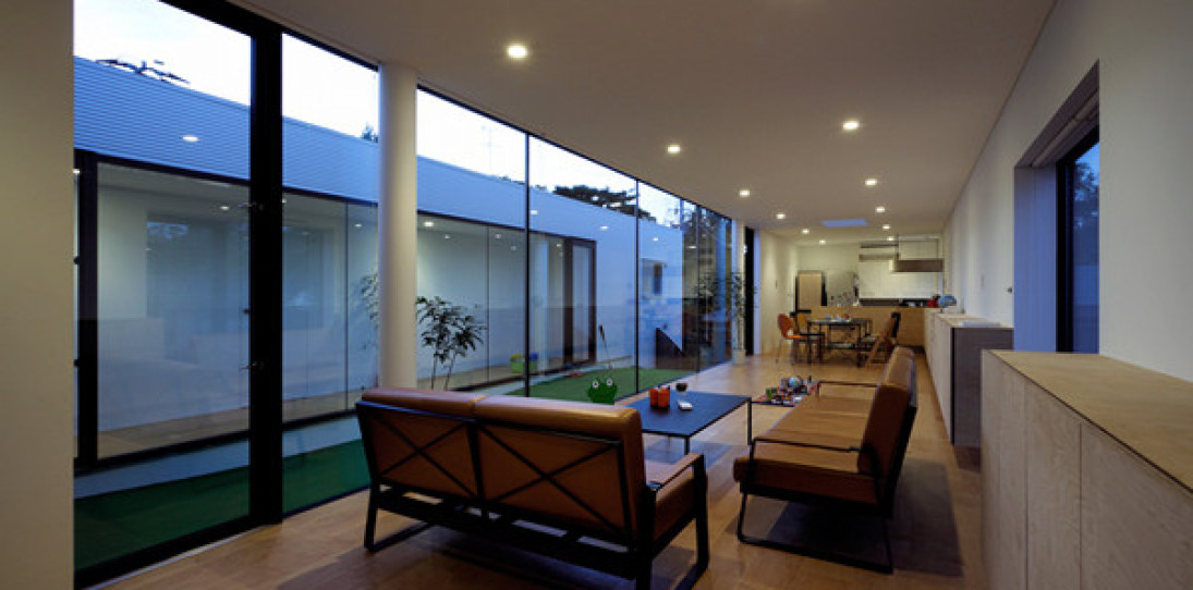 KKC House by no555 Architecture