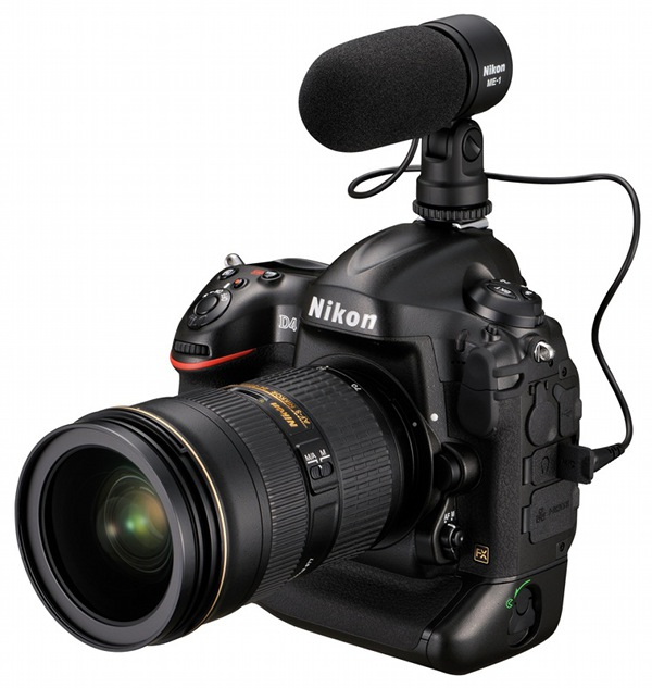Nikon D4 DSLR 10