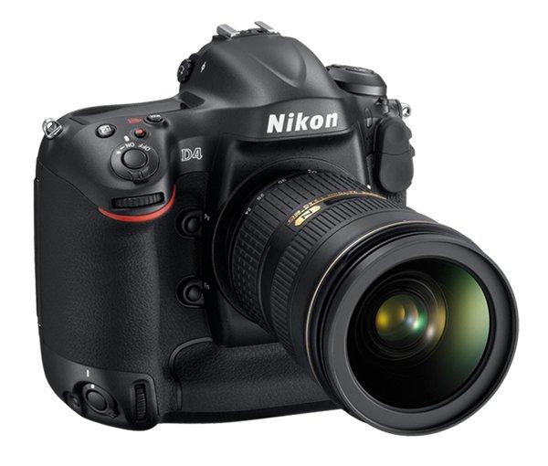 Nikon D4 DSLR 3