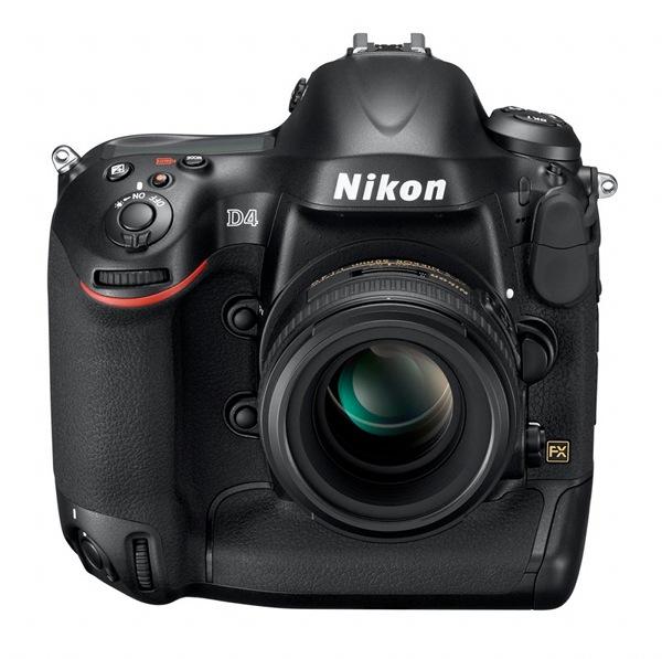 Nikon D4 DSLR 7