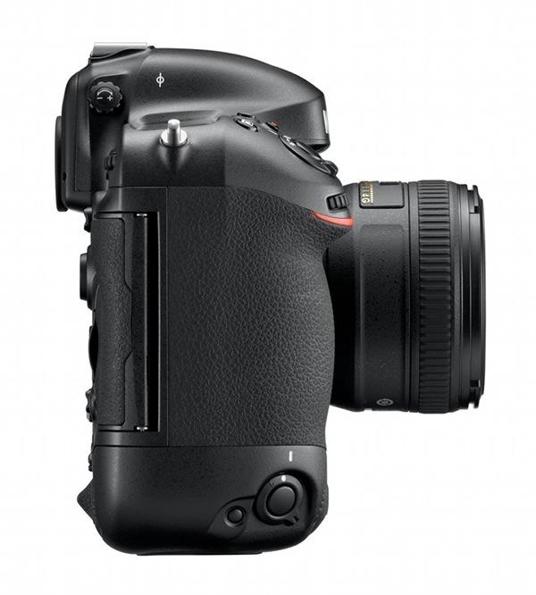 Nikon D4 DSLR 8