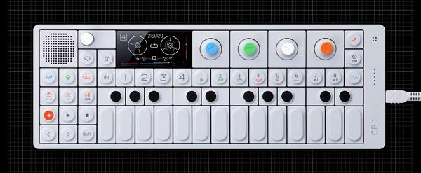 Teenage Engineering OP 1 Synthesizer 3 Teenage Engineering OP 1 Synthesizer