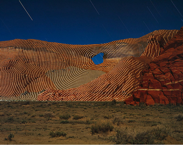 Topographic Projections by Jim Sanborn 3