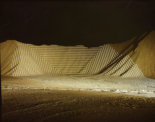 Topographic Projections by Jim Sanborn 4