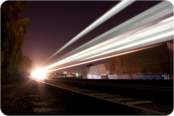 Trains by Aaron Durand 9 Slow Shutter Trains by Aaron Durand