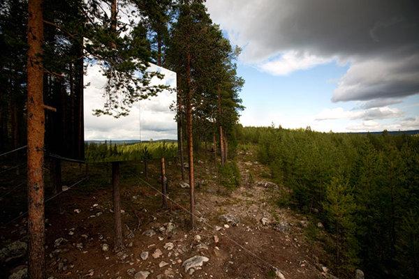 Treehotel Sweden 1 Treehotel   Sweden