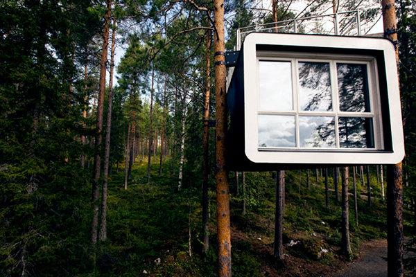 Treehotel – Sweden 10