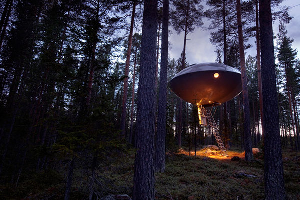 Treehotel – Sweden 17