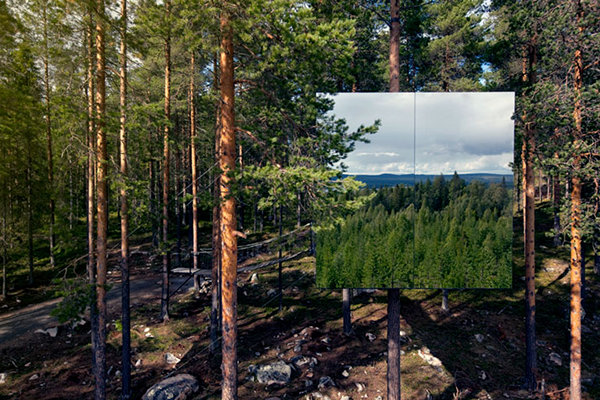 Treehotel – Sweden 2