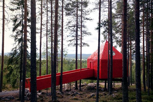 Treehotel – Sweden 21