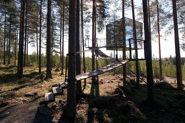 Treehotel Sweden 3 Treehotel   Sweden