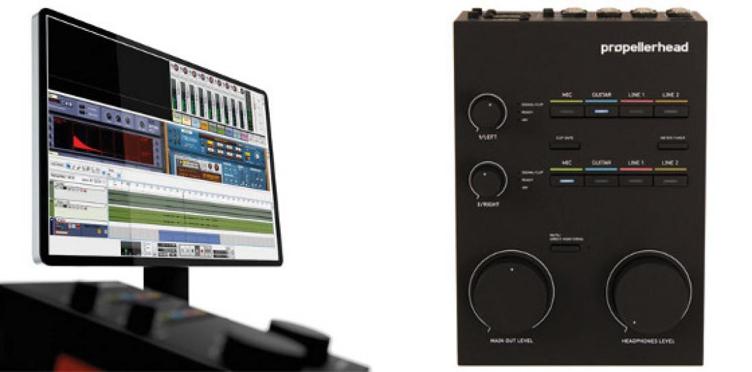 Balance Computer Music Interface