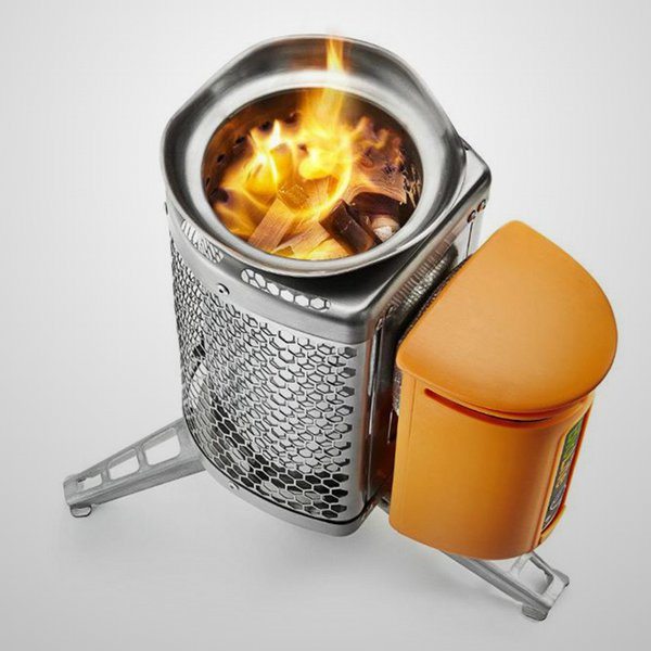 BioLite CampStove and USB Charger 3