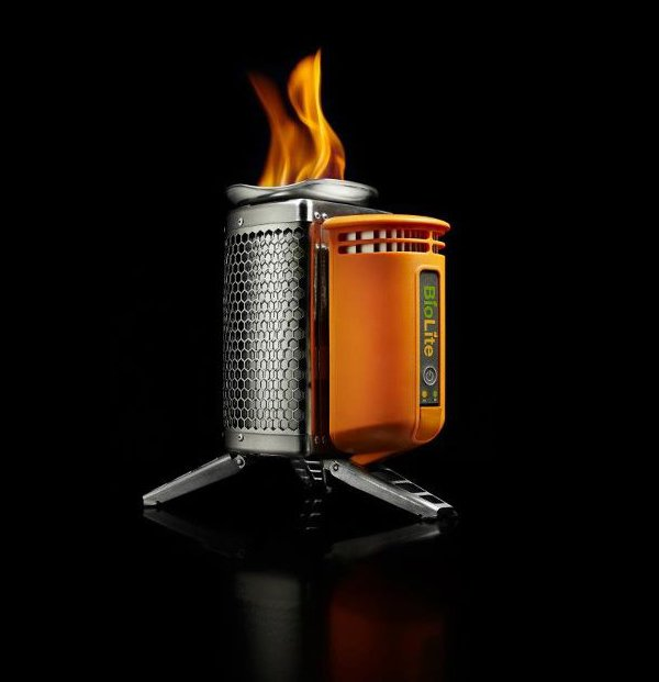 BioLite CampStove and USB Charger 5