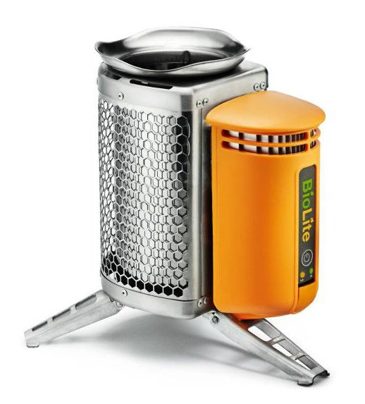 BioLite CampStove and USB Charger 6