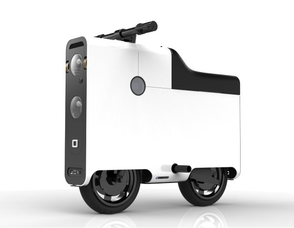 Boxx Electric Bike 1
