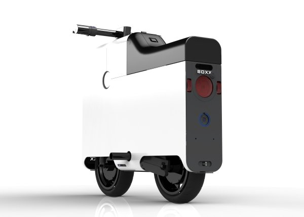 Boxx Electric Bike 3