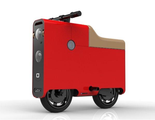 Boxx Electric Bike 5