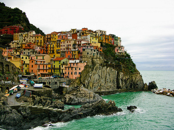 Cinque Terre – Italy 5