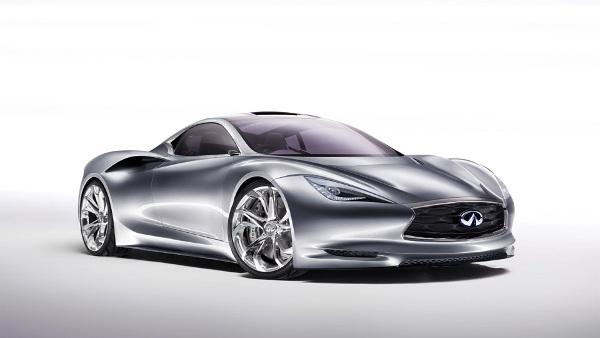 Infiniti Emerge-E Electric Supercar 1
