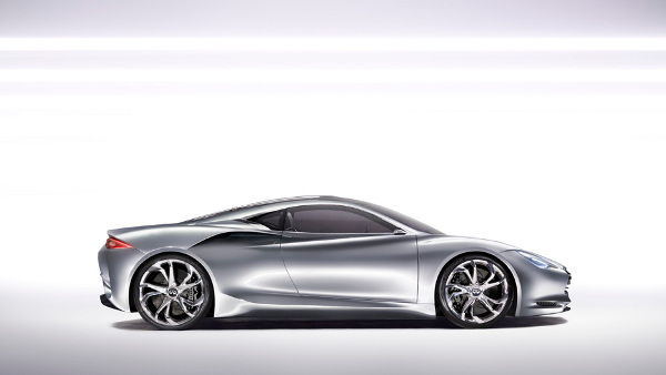 Infiniti Emerge-E Electric Supercar 3