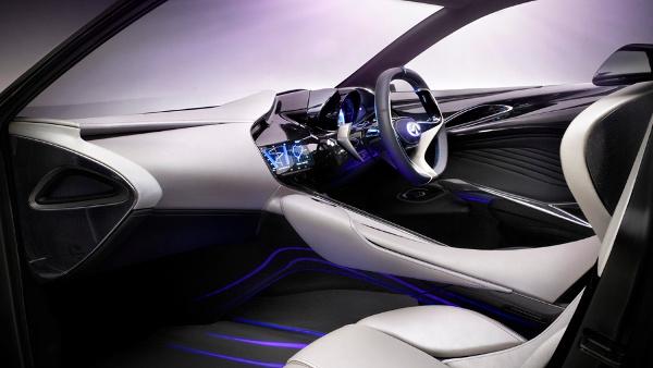 Infiniti Emerge-E Electric Supercar 7
