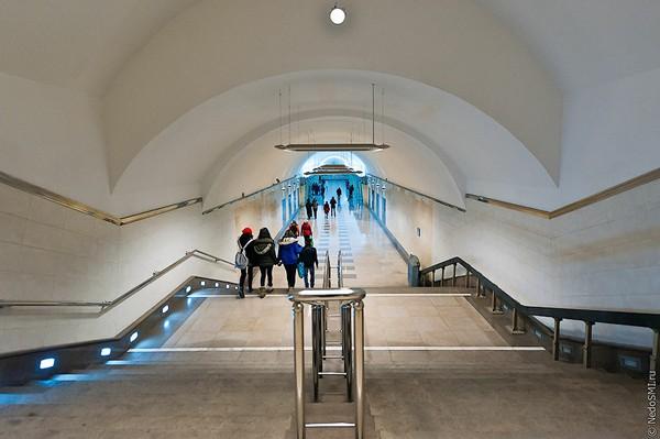 Kazakhstan's Almaty Subway 12