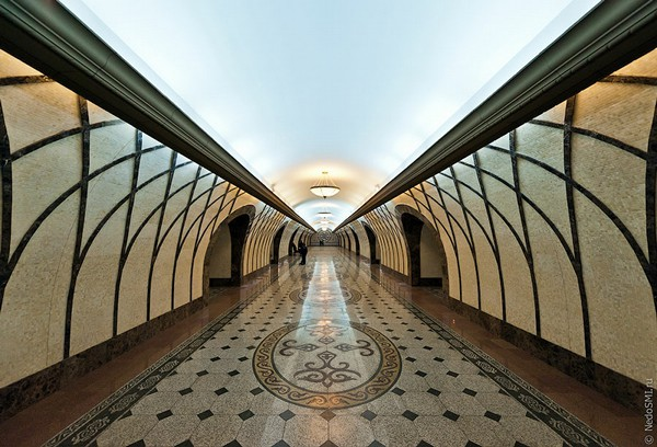 Kazakhstan's Almaty Subway 9