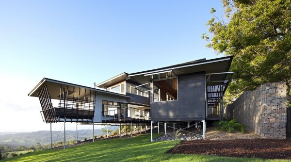 MALENY 11 Maleny House by Bark Design Architects